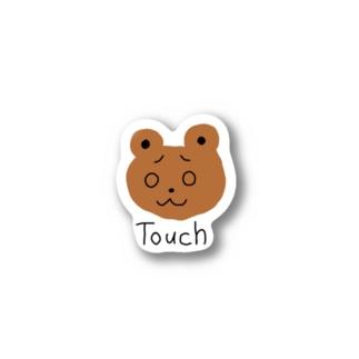 タップくま Stickers
