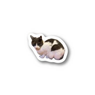 るん Stickers