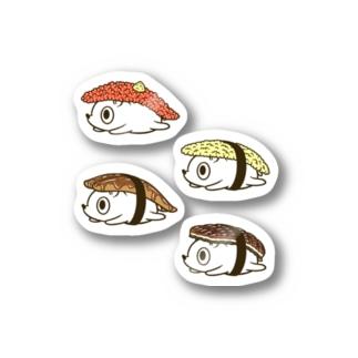 握りセット7 Stickers