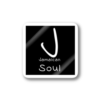 Jamaican Soul Stickers