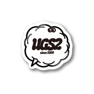 UGS2 Stickers