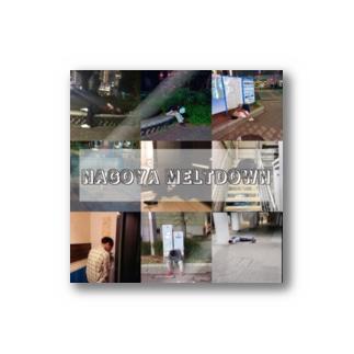 NAGOYA MELTDOWN Stickers