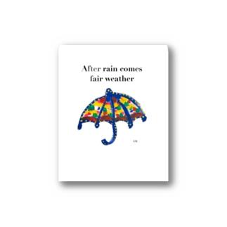 Hug Me project Kagawaのumbrella  Stickers