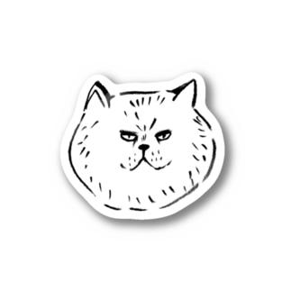 ふてぶて猫 Stickers