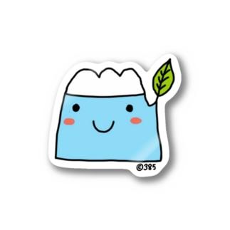 おフジちゃん Stickers