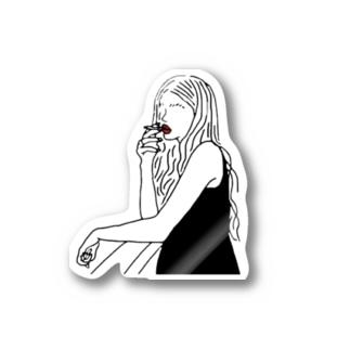 I miss u Stickers