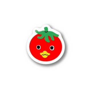 トマトカッパ Stickers