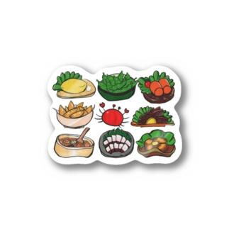 居酒屋メニューセット Sticker