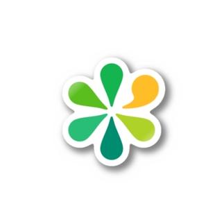 Springin' シンボルマーク Sticker