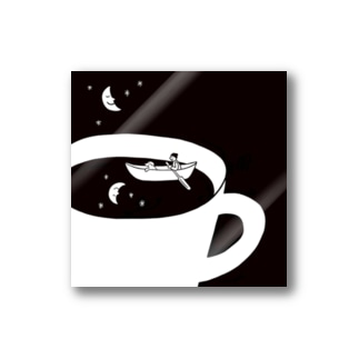 No coffee,no life.ST3 Stickers
