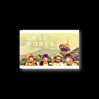 GNSD WORKS メンバーズ ステッカー