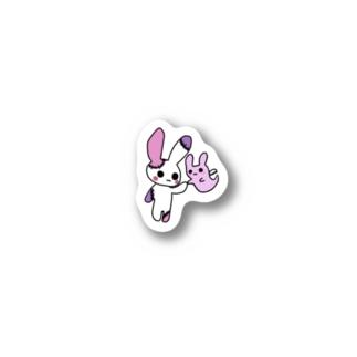 【ハロウィン限定】中川瑠夏 なかよしうさちゃん Stickers