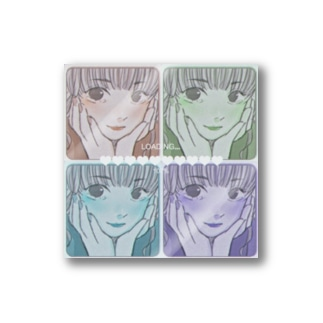 Kawaiiをloading… Stickers