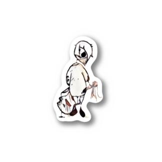 やみっこ(るぅこ) Stickers