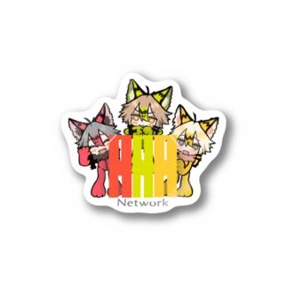 AAANetworkのトライエ Stickers