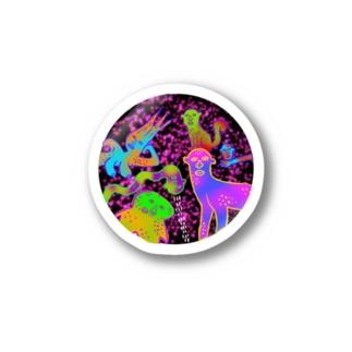 KIRARA Stickers
