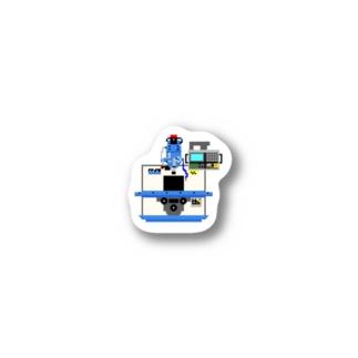 ふらいすばん(NC) Stickers