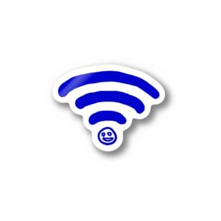 wi-BAD-fi Stickers