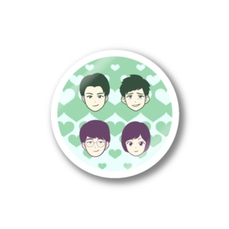 ソウルメイトたち Stickers