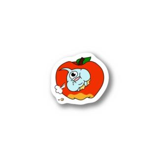 アヘっと星人 - げっぷ Stickers