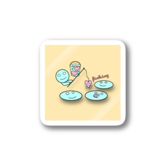 fishingくん① Stickers