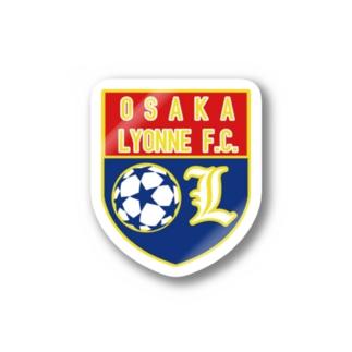 LYONNE エンブレム Stickers