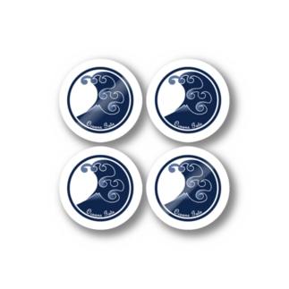 OceansGate Original Design  MARU Mini Stickers