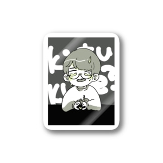あろえのKITUKUNE? Stickers