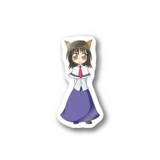 コヨーテ Stickers