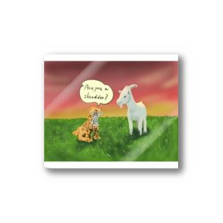 K.zoo Stickers