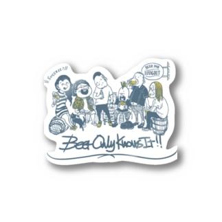 hangoutオフィシャルグッズ Stickers