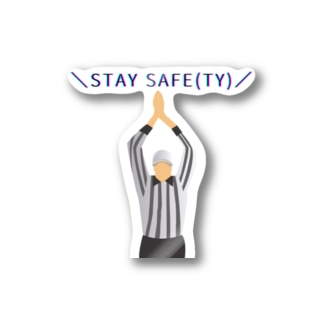 Stay Safe(ty) Stickers