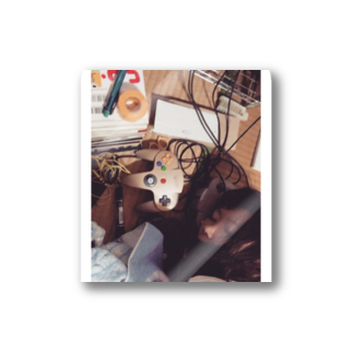 nyapikopiのゲーオタ Stickers