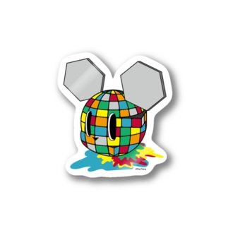 Rubik's Toyny sticker - Tiny  Stickers
