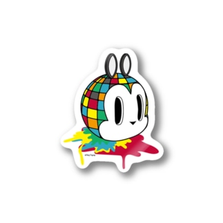 Rubik's Toyny sticker - Tony Stickers