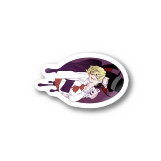オトメの帝国ハロウィンスペシャル/ほのエリ Stickers