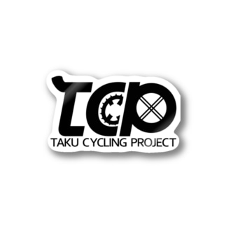 TCPグッズ Stickers