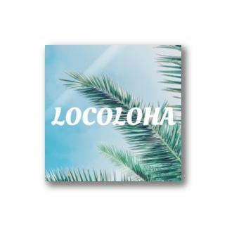 LOCOLOHA Stickers