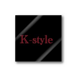 Kstyle ステッカー