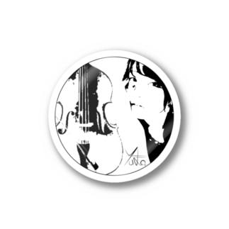 Yu-Ka Contrabass Original Stickers