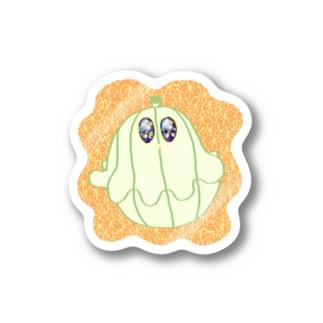 おばけのちやちや(昼) Stickers