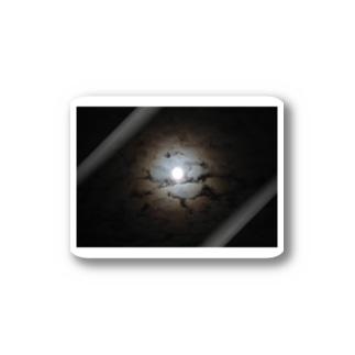 月夜 Stickers