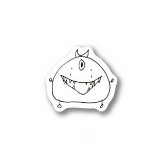えっぐ_びーすと Stickers