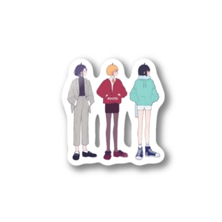 #OOTD Stickers