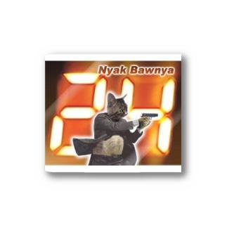 Nack Bawnya Stickers