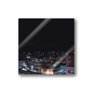 nyapikopiの夜空 Stickers