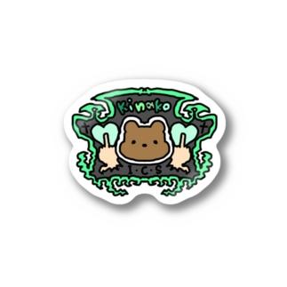 きなこ Stickers