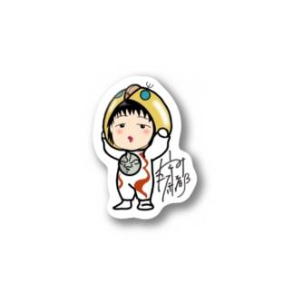 KARI_CHINA Stickers