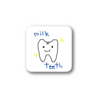 milkteeth Stickers