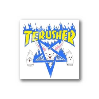 テルッシャー Stickers